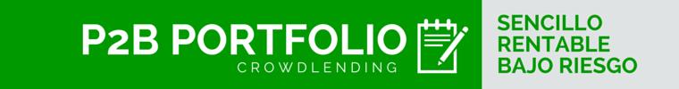 PORTFOLIO P2B CROWDLENDING