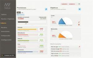 Myvalue 2- app presupuesto personal control