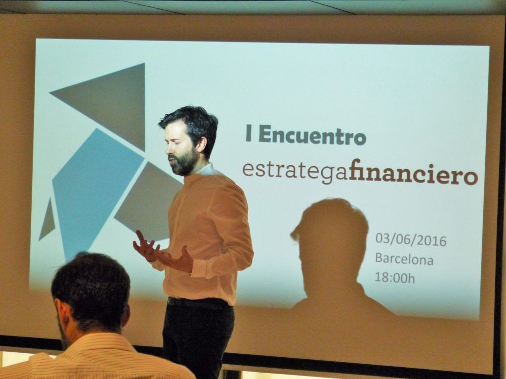 Encuentro Estratega Financiero - Crowdinvesting y nuevos escenarios de inversion alternativa