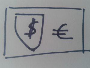 Riesgo divisa dolar ventaja seguridad