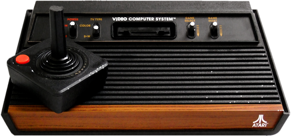 Atari2600 invertir negocio videojuegos etf