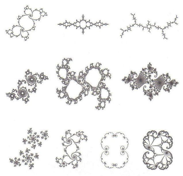 Conjunto de fractales